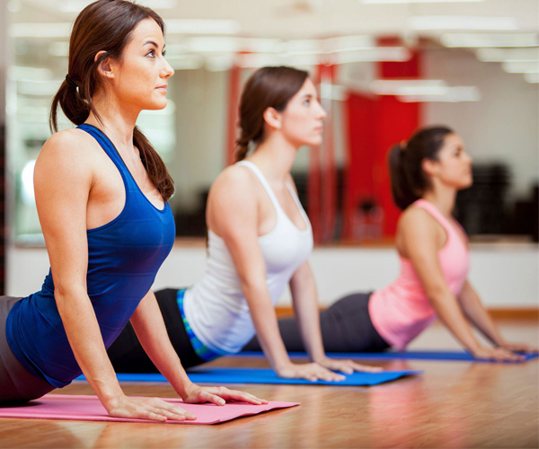 Commercial Gym Management - Yoga Classes