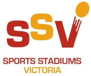 Sports Stadium Victoria logo - Victoria's Best Sports Stadiums