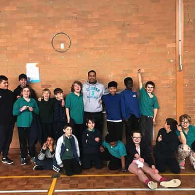 Coburg Basketball Association - group of basketball players